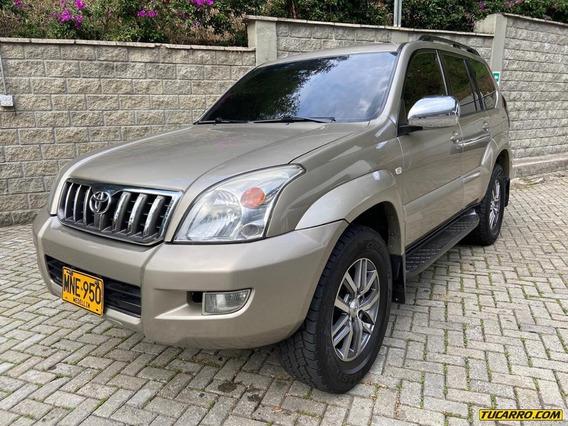 Toyota Prado Vx At 4000 4x4