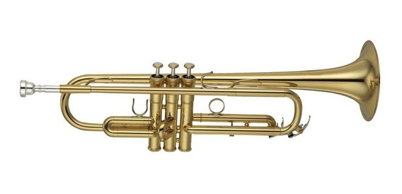 Trompeta De Estudio Ocean Otr190 Dorada C/ Estuche