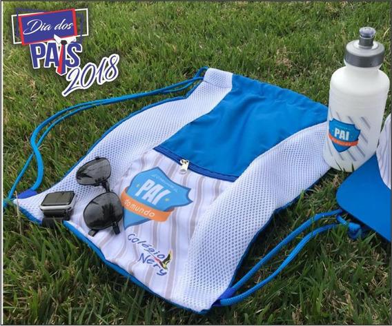 30 Kit Personalizados Bolsa E Squeeze