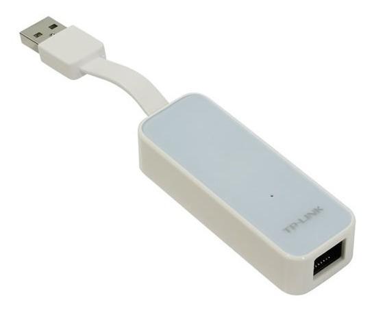 Adaptador Usb Red 2.0 Ethernet Tp-link Ue200 100 Mbps Rj45