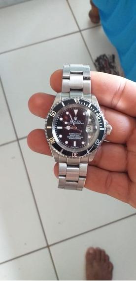 Relogio Rolex Submariner 16610 Factory - Replica