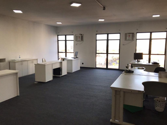 Sala Em Centro, Santos/sp De 87m² Para Locação R$ 1.500,00/mes - Sa608733
