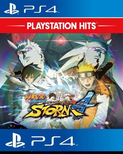 Imagen 1 de 10 de Naruto Shippuden Ultimate Ninja Storm 4 Ps4