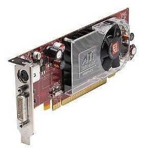 Placa De Vídeo Ati Radeon Hd 2400xt Pci Express X16