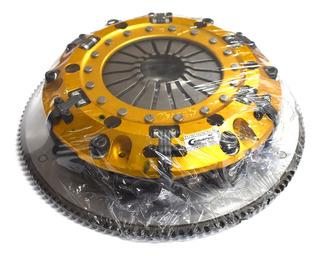 Embrague Multidisco Carbono Centrífugo Vw Ceramic Power