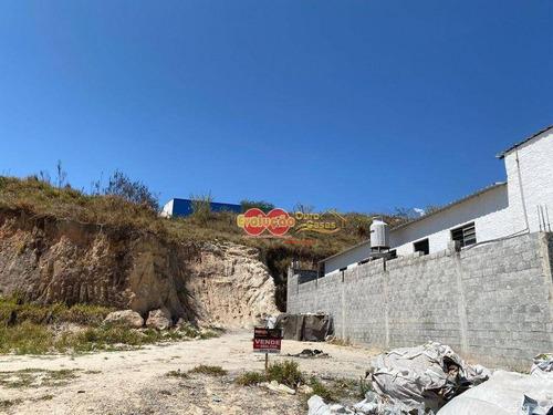 Imagem 1 de 2 de Terreno - Parque Industrial San Francisco - Te3410