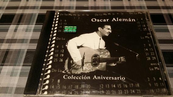 Oscar Aleman - Coleccion Aniversario - Cd Original Impecable