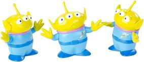 Figura Articulada - Disney - Toy Story - Alien - Mattel Matt