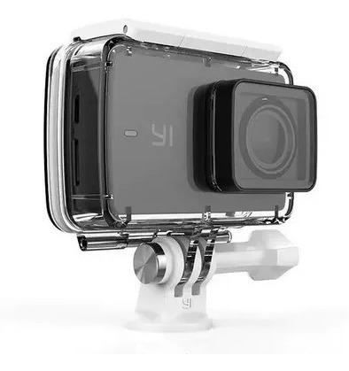 Camera De Ação Xiaomi Yi Discovery Grava 4k + Acessórios Hd