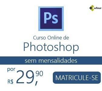 Aprenda Em Casa - Curso De Photoshop