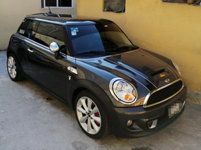 Mini Cooper 1.6 S Hot Chili Aa Piel Qc At