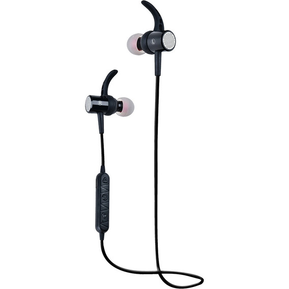 Fone De Ouvido Bluetooth Com Microfone Intra Imã Preto