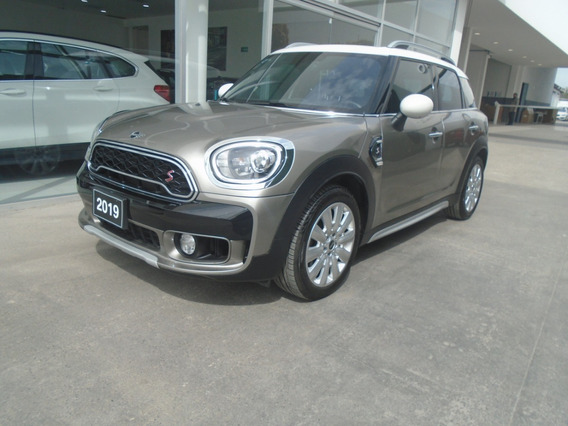 Mini Cooper S Contryman Chili 2019