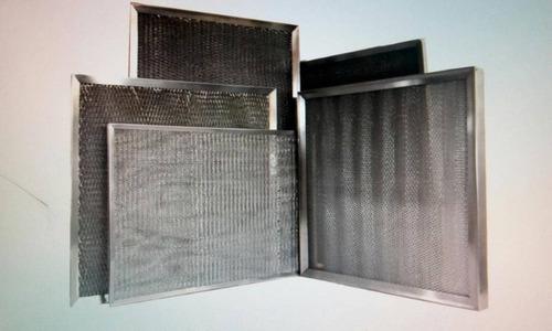 Filtros Aluminio Lavable
