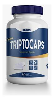 Triptofano 600 Mg 3 Frascos 60 Cápsulas Cada Dr Lair Ribeiro
