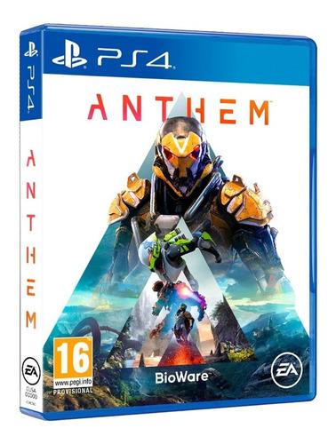 Anthem Ps4 Fisico Nuevo Sellado Original Ea Sports