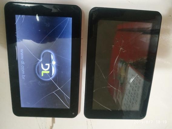 2 Tablet Dl Pra Consertar Ou Tirar Peças