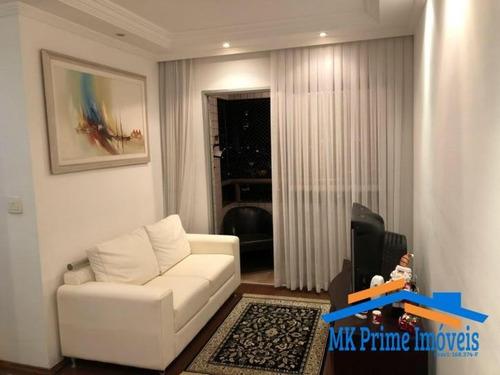 Imagem 1 de 13 de Apartamento Amplo No Centro Da Cidade - 156