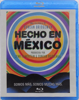 Hecho En México La Película Blu-ray