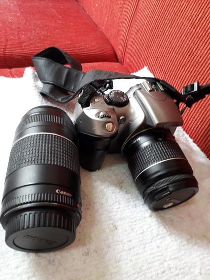 Câmera Canon Ds6041 +zoom Memoria E Bateria Extra