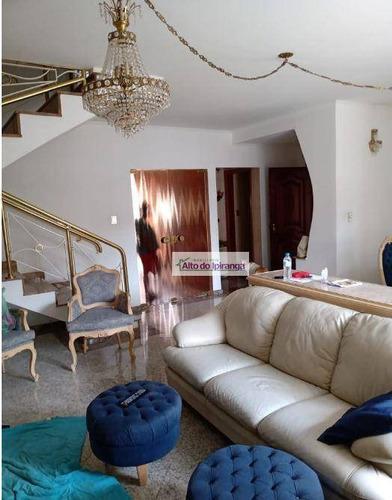 Sobrado Com 3 Dormitórios, 200 M² - Venda Ou Aluguel  - Jardim Da Saúde - São Paulo/sp - So1151