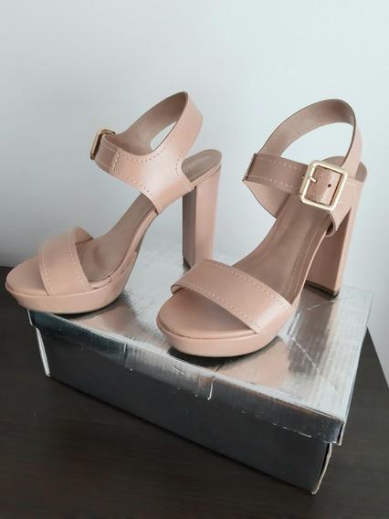 Sandalias Zapatos Via Uno