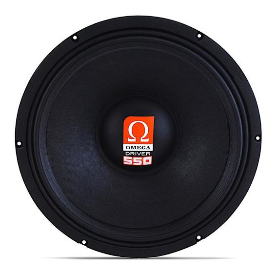 Alto-falante Omega Driver 550 Rms Pancadão 12 Polegadas