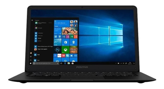 Notebook Positivo Motion Q232a - Unica