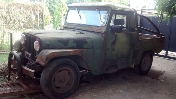 Jeep Pick Up Mod 71