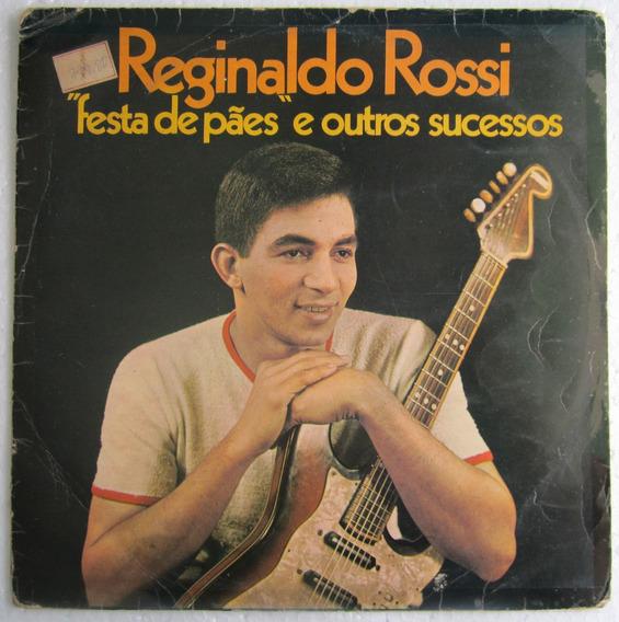 Lp Reginaldo Rossi Festa Dos Pães E Outros Sucessos