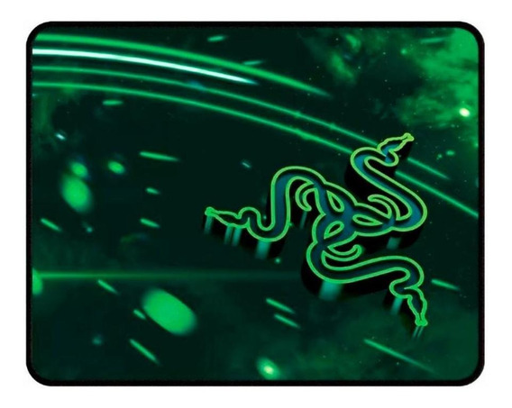 Mousepad Gamer Goliathus Large Speed Cosmic Razer Verde