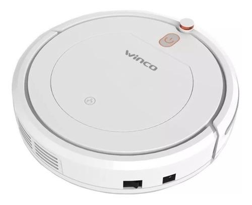 Imagen 1 de 2 de Aspiradora Robot Winco W300 Blanca 220v