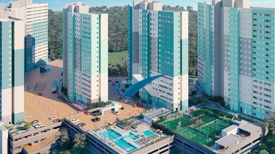Apartamentos À Venda Na Zona Leste, A Partir De R$ 157.000,00 E Entrada Facilitada - Ap5830