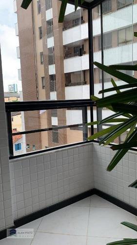Imagem 1 de 7 de Apartamento Com 3 Dormitórios À Venda, 80 M² Por R$ 450.000,00 - Itaigara - Salvador/ba - Ap1370