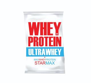 1kg Proteina Whey Protein Starmax Hot Sale