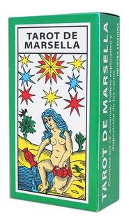 Cartas Tarot Mazo Marsella Joker - Llama Sagrada