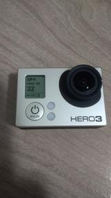 Gopro Hero 3 Black Wifi + Controle, Lcd E Cartão 64gb .