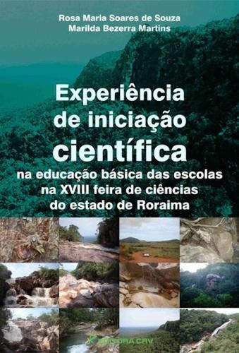 Experiencia De Iniciaçao Cientifica Na Educaçao