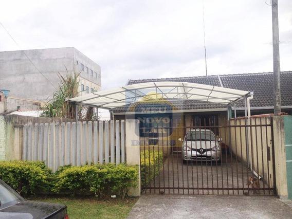 Casa Residencial À Venda, Iguaçu, Araucária. - Ca0036