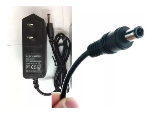 Cargador 12v 1a Router Modem Camara