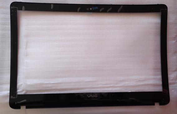 Moldura Da Tela Sony Vaio Svf152 Svf153 *não Touch