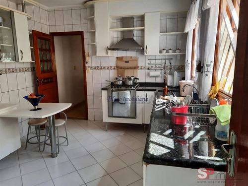 Imagem 1 de 13 de Sobrado Com 3 Dormitórios À Venda, 125 M² Por R$ 744.000,00 - Vila Constança - São Paulo/sp - So0409