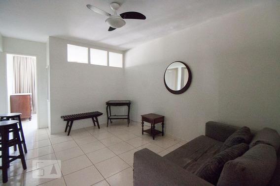 Apartamento Para Aluguel - Santa Cecília, 1 Quarto, 52 - 893033586