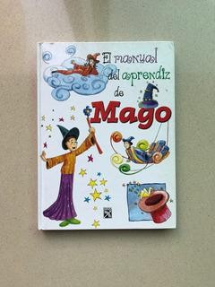 Libro El Manual Del Aprendiz De Mago Libro Para Niños