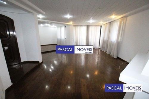 Imagem 1 de 15 de Apartamento Campo Belo 04 Dormitorios 03 Vagas - V-1574