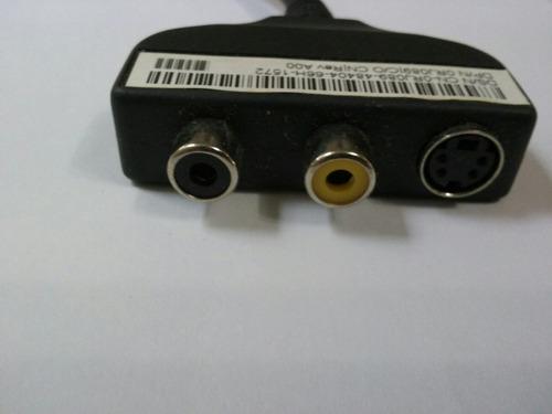 Imagen 1 de 4 de Conector Dell Orj089 S-video