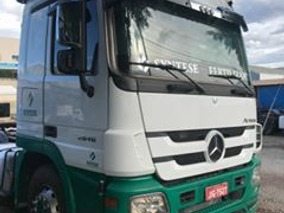 Mercedes-benz Mb 2546 6x4 Ano 2011 Rb