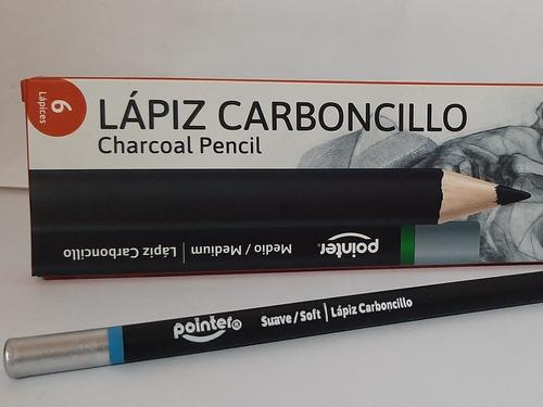 Lapiz De Dibujo Carboncillo  Pointer