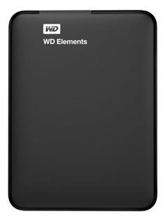 Disco Duro Externo Portátil Wd 500gb Elements