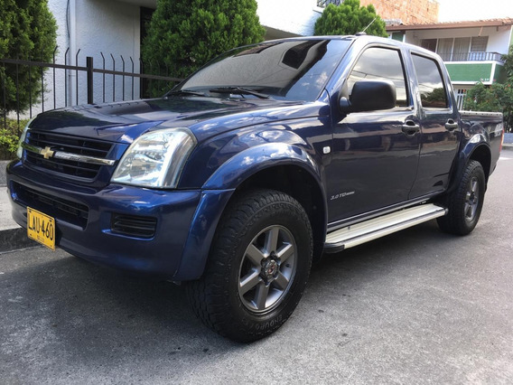 Chevrolet Luv D-max Turbo Diésel 4x4
